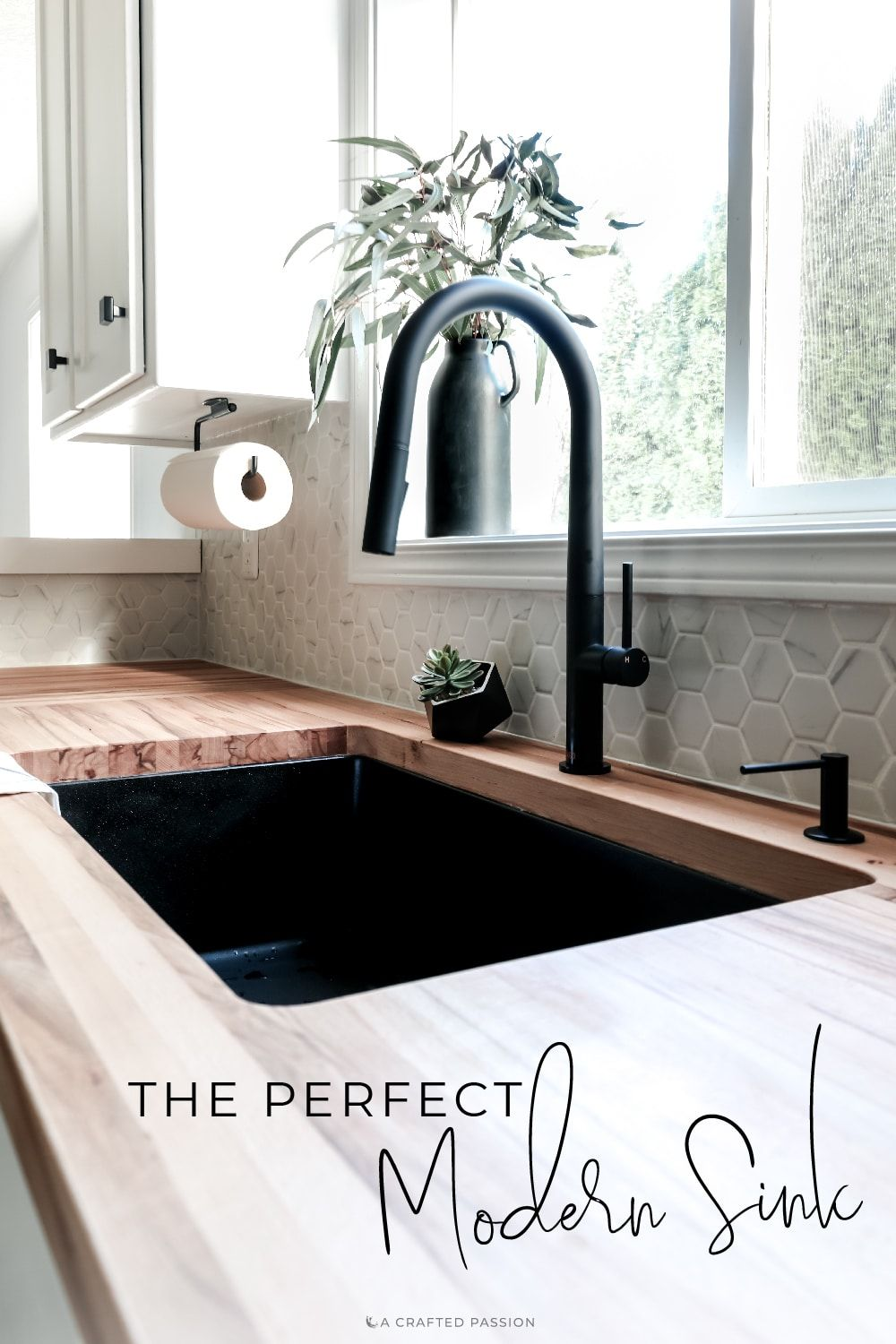 Perfect Modern Kitchen Sink