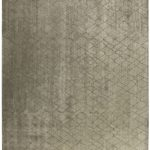 Pewter Cashmere Rug N11212 by DLB