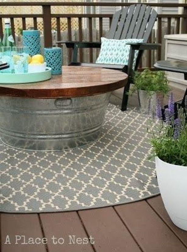 Pretty Backyard Patio Ideas On A Budget 31