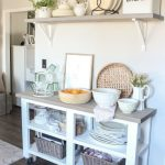 Pretty in Pink Spring Home Tour - Hymns and Verses