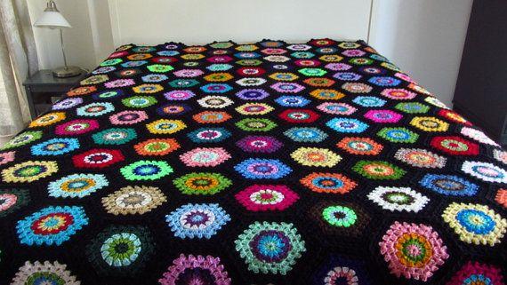 Queen Bedspread King Size Blanket King Blanket Throw For Bed Double Bed Throw Crochet Bedspread