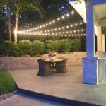 Quick Tips for Hanging Outdoor String Lights - worldefashion.com/decor