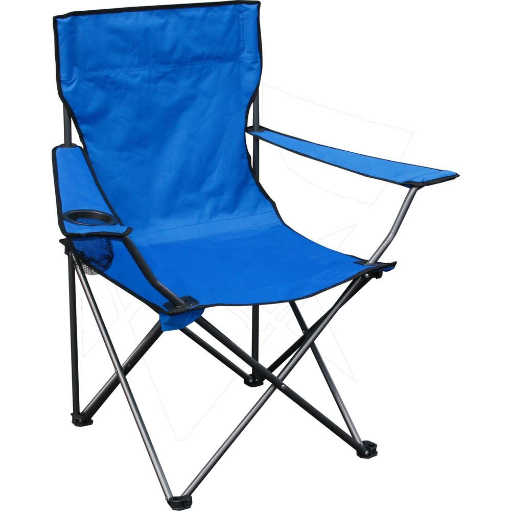 Quik Chair Blue Quik Chair Folding Chair-146111DS – The Home Depot