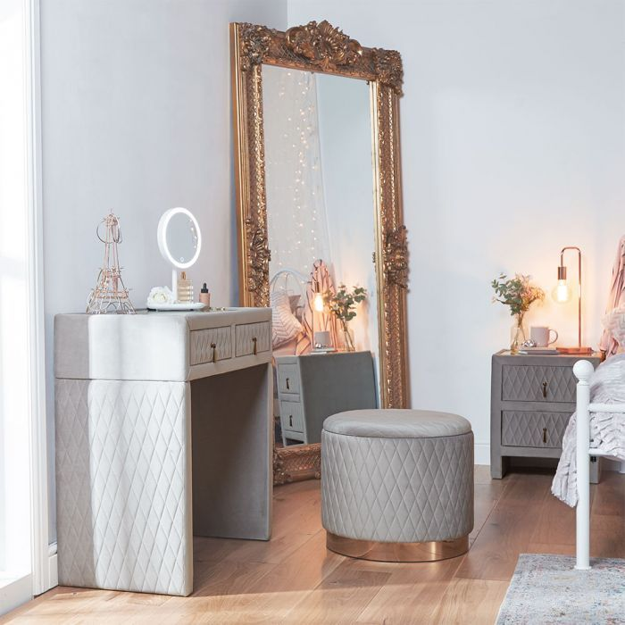Quilted Dressing Table
