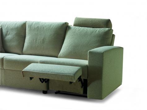 Reclining sofa Nebraska furniture