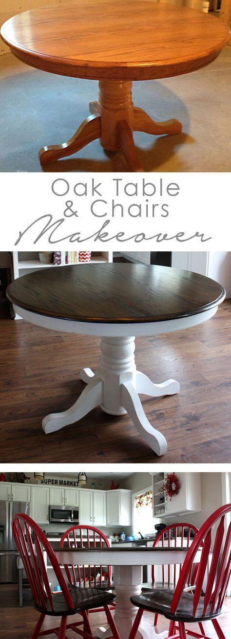Relooking De Table En Chêne – worldefashion.com/decoration