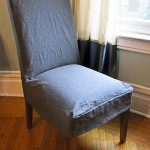 Reposhture Studio: How to make Parsons Chair Slipcovers when the chair has some ...