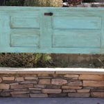 Repurposed Wood Door Headboard Queen, King, Full/ Double, Twin By Foo Foo La La