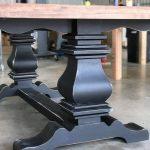 Restoration Hardware Inspired Trestle Dining Table Leg