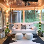 Rethink Your Outdoor Space by Channeling This Dreamy Porch Swing | Hunker