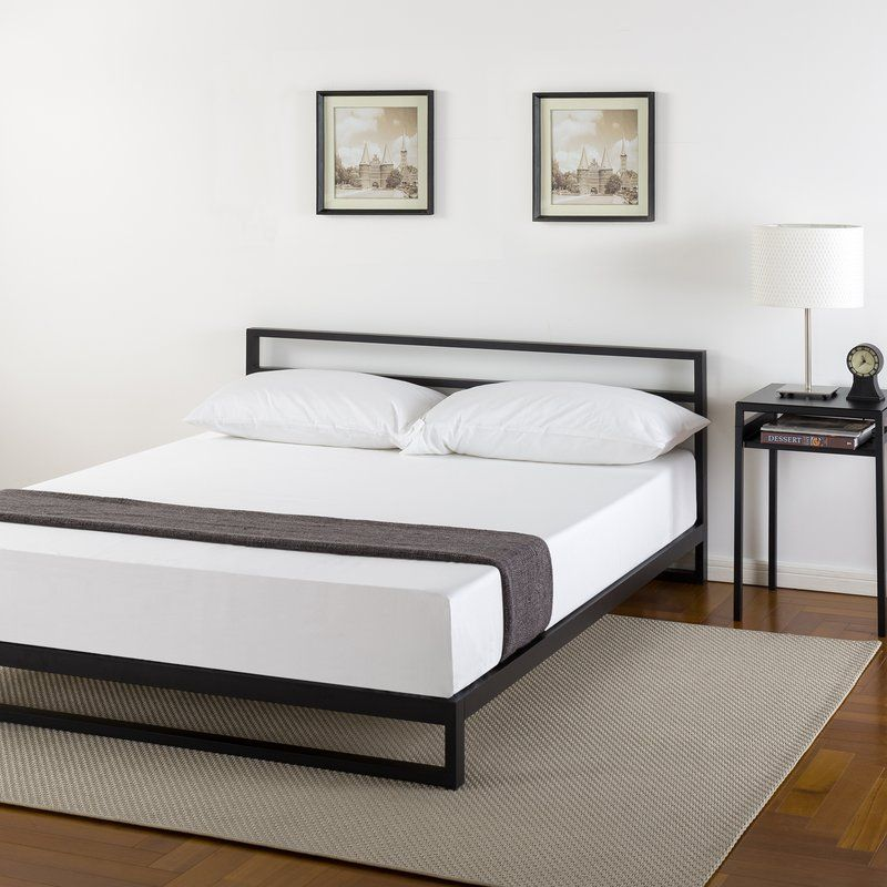 Rhoton Platform Bed