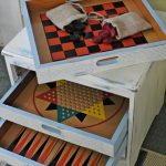 Roadside Rescue Game Table - Town & Country Living