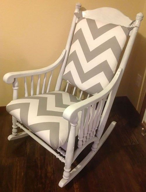 Rocking chairs are extremely comfortable to make use of. When you are tired afte…