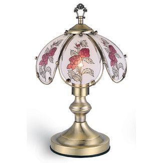 Rose Touch 14.25″ Table Lamp