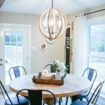 Round Dining Tables: 8 Affordable Options | The Harper House