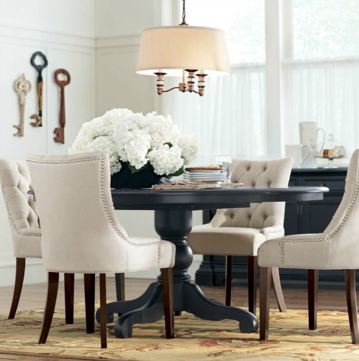 Round Dining Tables – Connecticut in Style