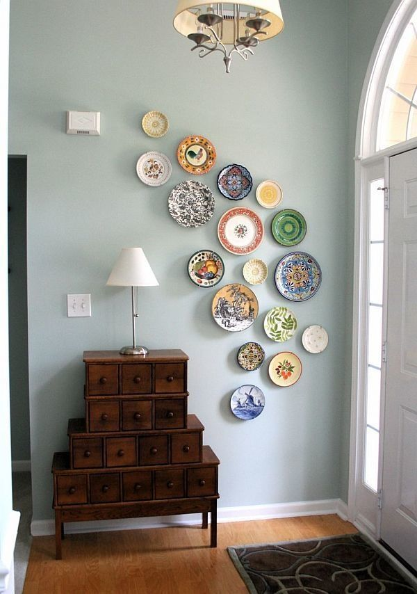 Roundup: 10 Genius Wall Decor Ideas (That Aren't Paintings)