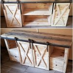 Rustic Pallet Wood Ideas and Projects | Rustic Home Decor and Design Ideas.