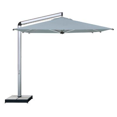SHMK Orion 11'5″ Octagon Cantilever Umbrella | Perigold