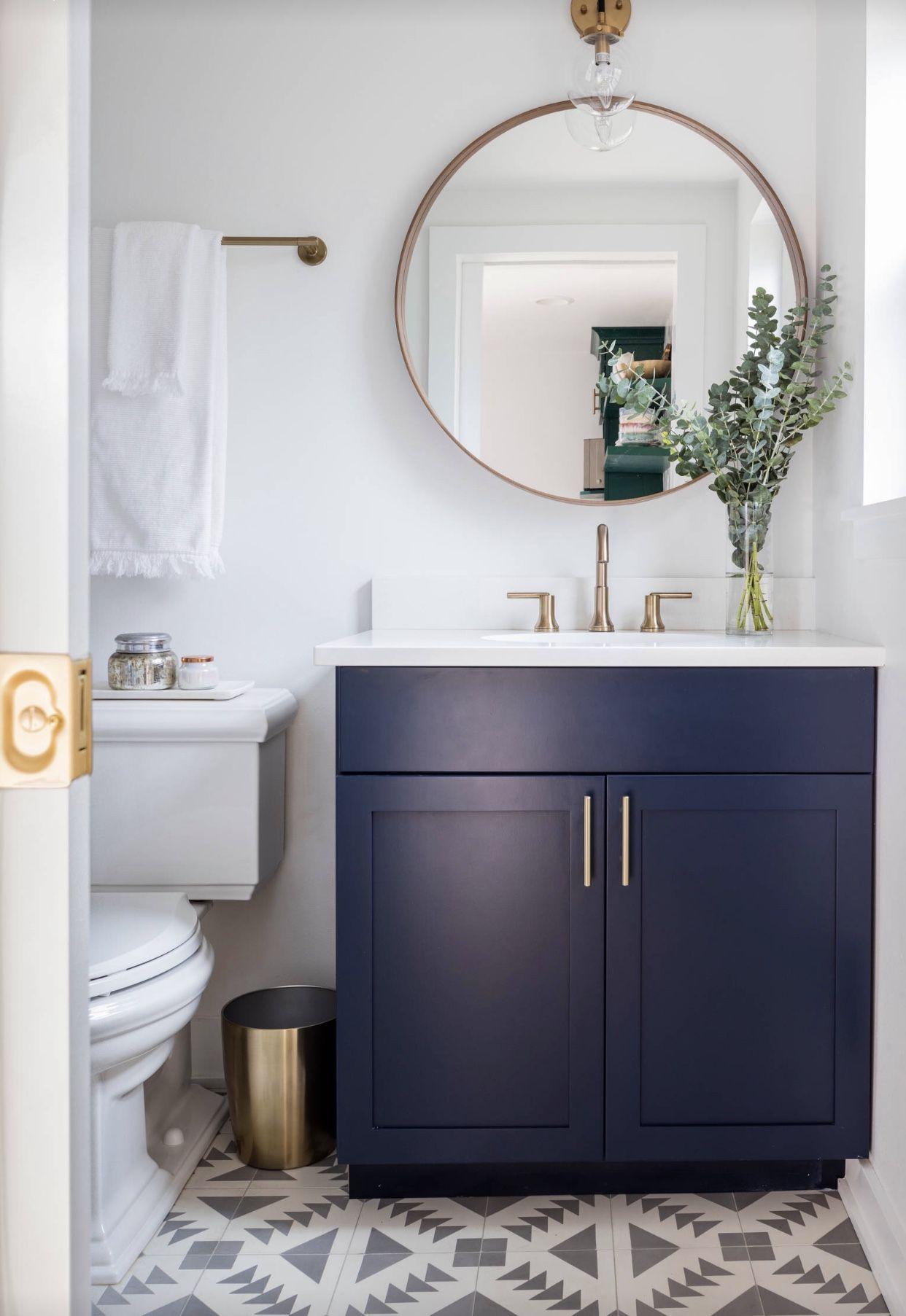 SMALL BATHROOM DESIGN IDEAS – THE LIFESTYLE LOFT