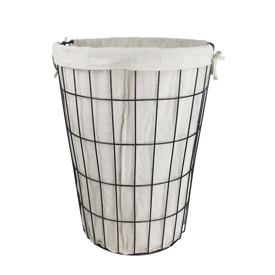 SONOMA Goods for Life® Wire Laundry Hamper