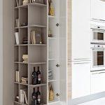 SWING | Fitted kitchen By Cucine Lube design Studio Ferriani