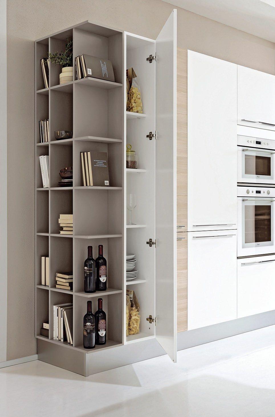 SWING   Fitted kitchen By Cucine Lube design Studio Ferriani
