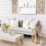 Screened In Porch Ready For Summer, World Market rattan wicker outdoor furniture… - pickndecor.com/furniture