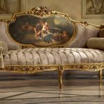 Seating French Furniture | Salon Set | Love Seat | Sofa | Arm Chair | Banquette | Chaise Lounge