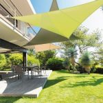 Shade sails to protect from the sun - Trendy Home Decorations