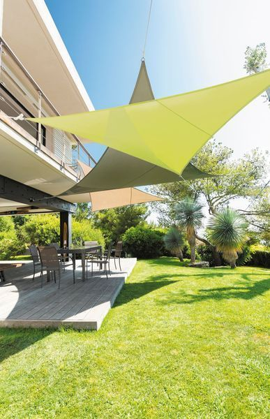 Shade sails to protect from the sun – Trendy Home Decorations
