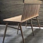 Shaker Bench Modern — Bern Chandley