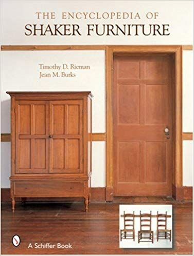 Shaker Furniture for Elegant and Easy Home Furnishing
