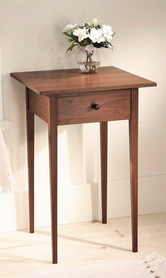 Shaker Table | Popular Woodworking Magazine