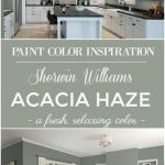 Sherwin Williams Acacia Haze Paint Color