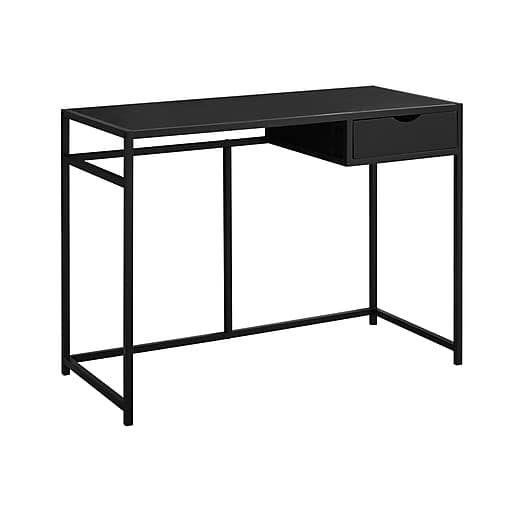 Shop Staples for Monarch Specialties Computer Desk Black I 7220