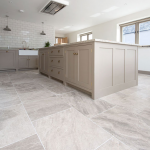 Silver Cloud Softly Worn Limestone Tiles | MyStoneFloor