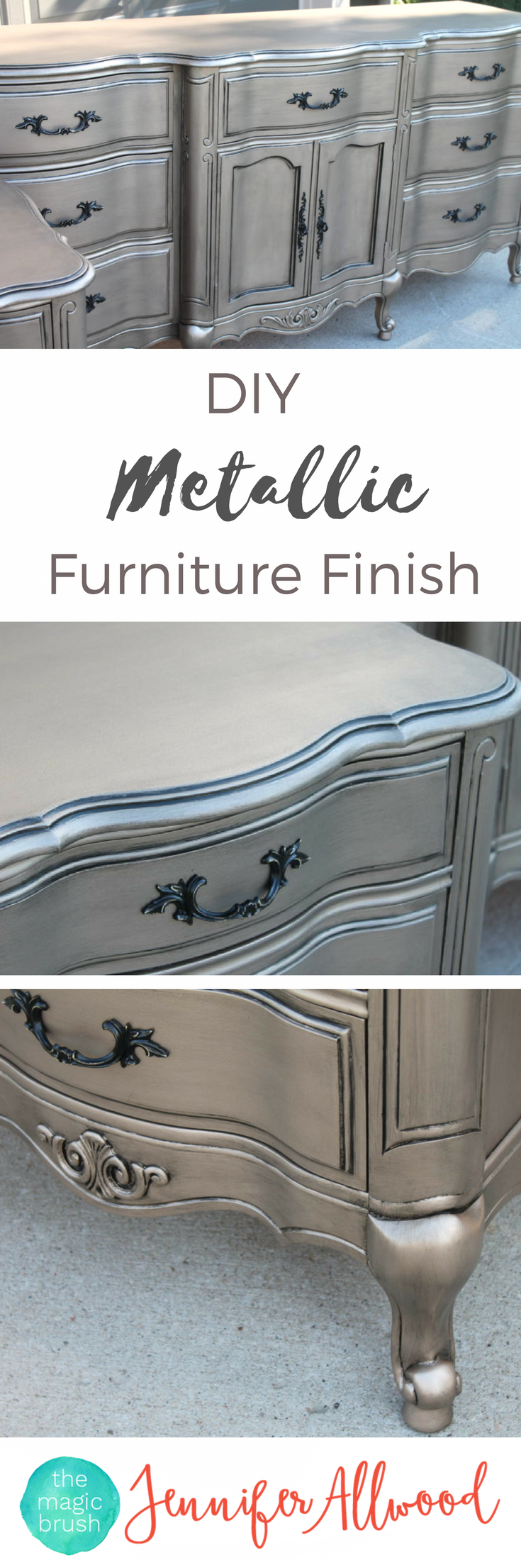 Silver Furniture – My most talked about finish | The Magic Brush