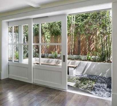 Sliding Patio Door Kitchen Porches 44 Ideas
