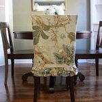 Snazzy Dining Chair Slipcover Styles - Shine Your Light