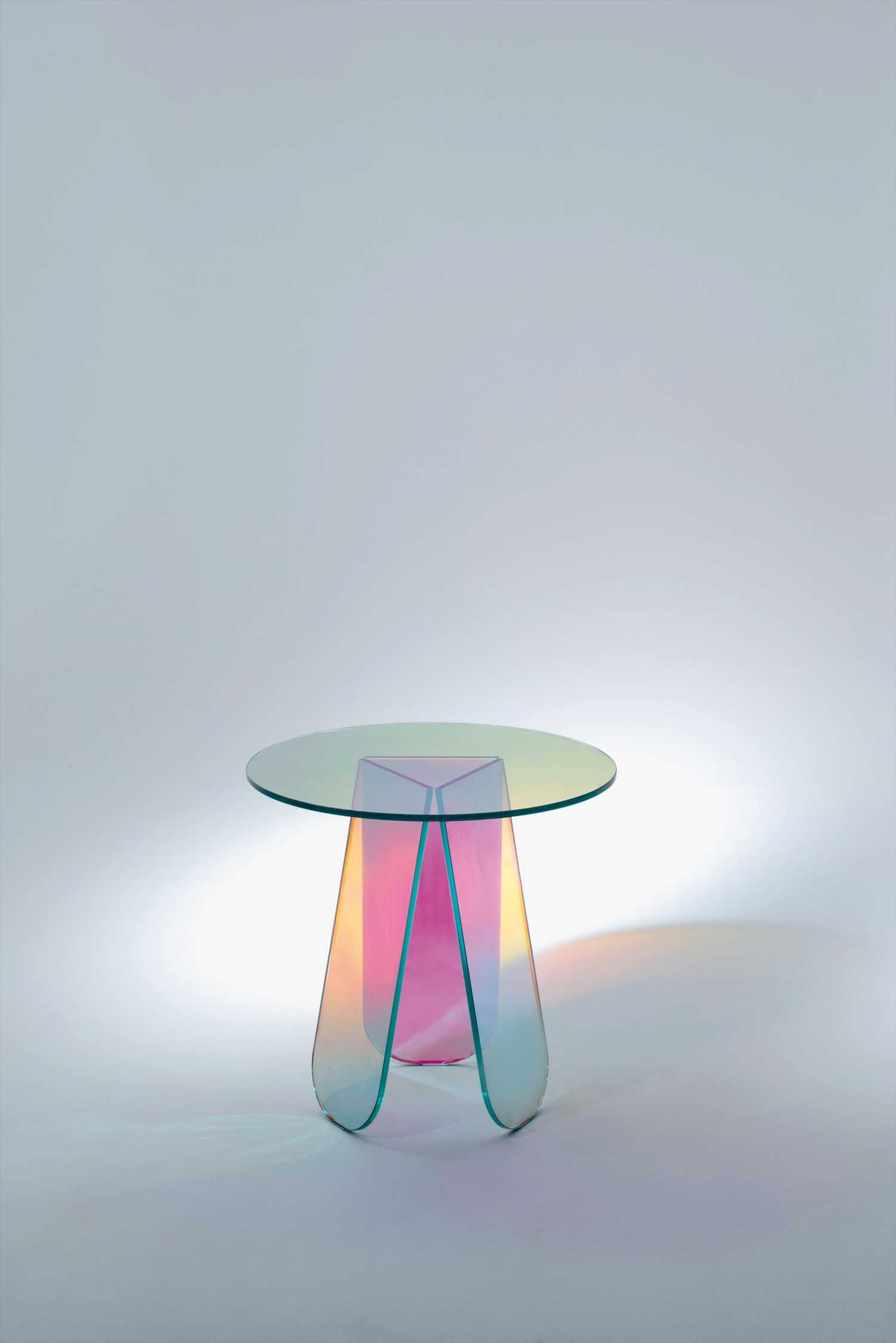 So Hot Right Now: Translucent Glass Furniture | Yellowtrace.