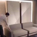 Sofa bed living room furniture ideas