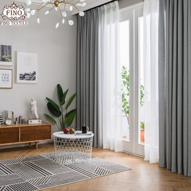 Spiff up Smartly Your Window Curtains – yonohomedesign.com
