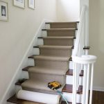Stair Runner DIY with Sisal Rugs Direct - Room for Tuesday