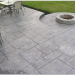 Stamped Concrete Patio Designs Idea (Stamped Concrete Patio Designs Idea) design ideas and photos