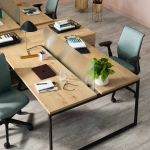 Steelcase + West Elm: Residential Inspiration in the Workplace