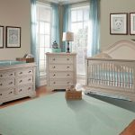 Stella Baby and Child Athena 3 Piece Nursery Set in Belgium Cream