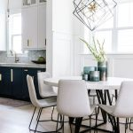 Striking Blue Cabinetry Is Just the Beginning in This Quaint North Carolina Home