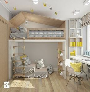 Stunning Loft Beds for a Kids' Room – Petit & Small