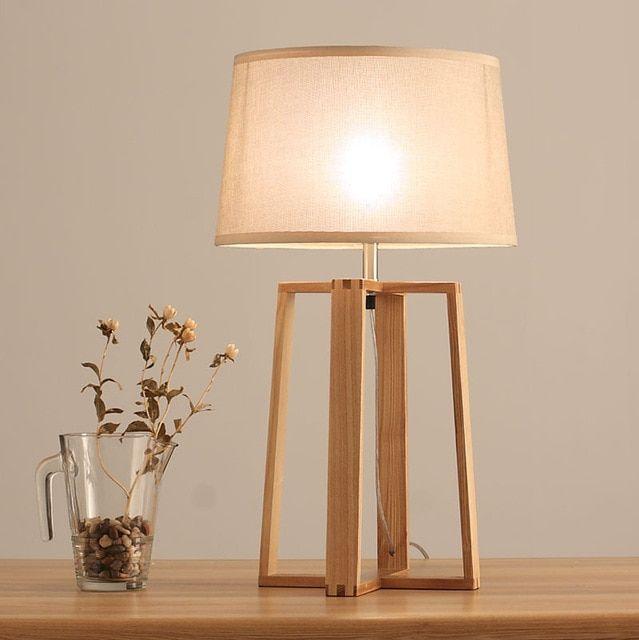 Stunning Wood Table Lamps Living Room Ideas – hixpce.info